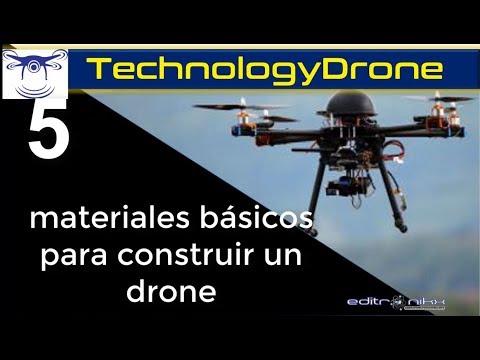 Videos caseros - #5 - partes básicas para armar un drone casero