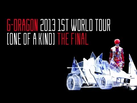 G-DRAGON 2013 1ST WORLD TOUR [ONE OF A KIND] THE FINAL (30sec Promo spot)