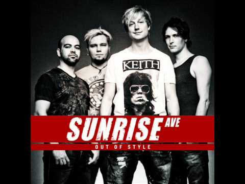Sunrise Avenue - Kiss Goodbye lyrics