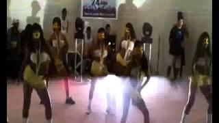 Aero Funk ( Abertura Meninas )...Produção Martchyêlo...Coreógrafos Marcelo e Paulo Victor