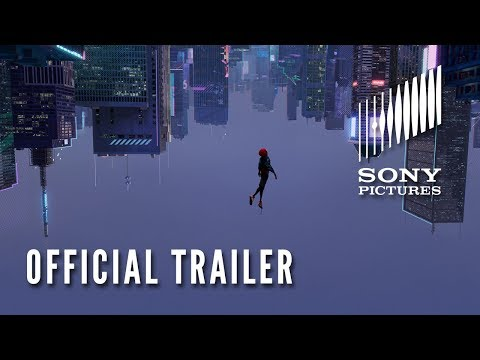 SpiderMan Into the SpiderVerse Trailer
