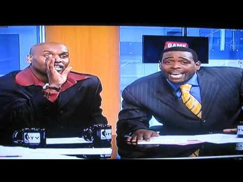 Is The NBA TV Gametime Crew High?