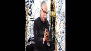 03 - Nizam e Naboovat aur Quran - Allama Talib Johri Muharam 1434 / 2012