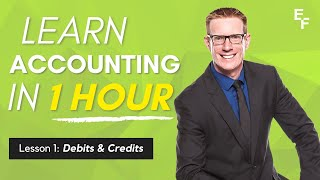 Video Learn Accounting in 1 HOUR  First Lesson: Debits and Credits MP3, 3GP, MP4, WEBM, AVI, FLV September 2019