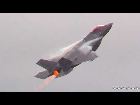 F-35A Lightning II 2017 Planes Of Fame Air Show