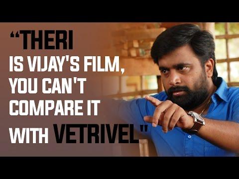 THERI-is-VIJAYs-film-you-cant-compare-it-with-VETRIVEL--Sasikumar
