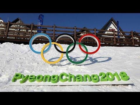 Ν. Κορέα: Aφίξεις υψηλών προσκεκλημμένων εν όψει της τελετής έναρξης των Ολυμπιακών Αγώνων…