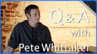 Pete Whittaker Interview - Crack Climbing by The Climbing Nomads