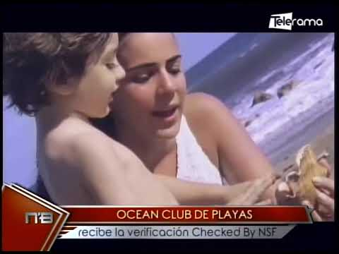 Ocean Club de Playas recibe la verificación Checked by NSF
