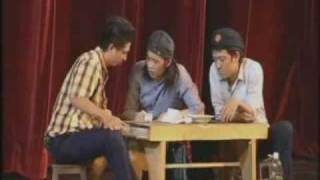 Chuyen an nhau chao ga - Hoai Linh - Chuyen an nhau chao ga part4