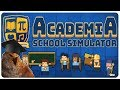 From Prison To School Architect Run Your Own  Academia School Simulator Gameplay