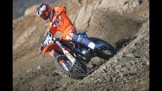 5. 2019 KTM 250 SX-F Review - Dirt Rider 2019 250F MX Shootout