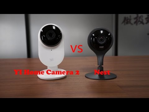 YI Home Camera 2 VS Nest #SamiLuo