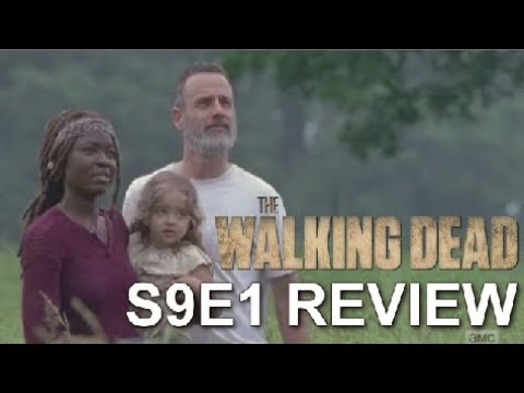 The Walking Dead Season 9 Episode 1 Review