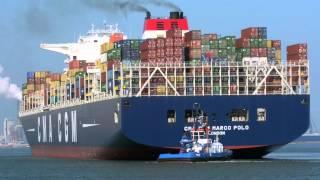 Video 130519 Shipspotting Rotterdam MP3, 3GP, MP4, WEBM, AVI, FLV Juli 2018