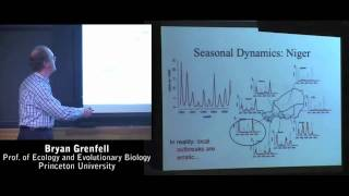 Acute Infectious Diseases In Space And Time With Bryan Grenfell