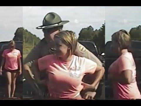 Der grapschende Polizist