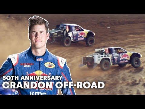 History of Crandon International Off-Road Racing