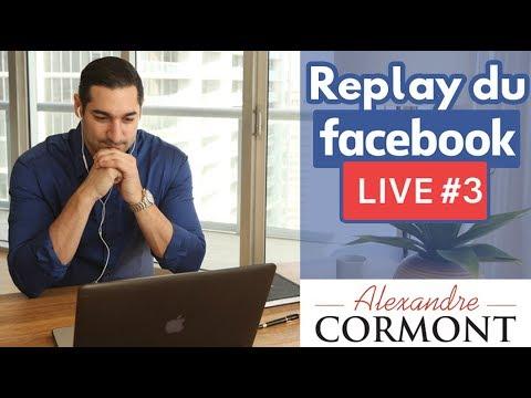 Replay Live Facebook   La vГritГ qui fait mal !