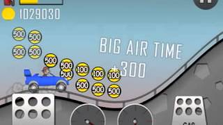 Hill Climb Racing Mountain | World BEST Record EVER ? With Rally Car