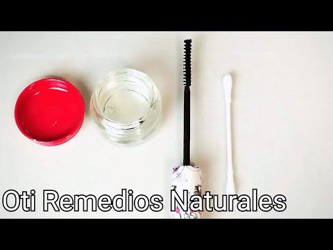 Videos caseros - Como Crecer las Pestañas Largas Naturalmente!!!