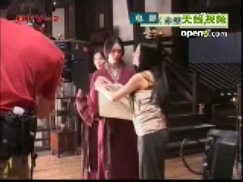 Red Cliff 2 Zhao Wei's Behind The Scene