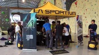 La Sportiva Climb-In-Gym Tour 2017 by La Sportiva