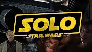 Ver online Han Solo trailer 2