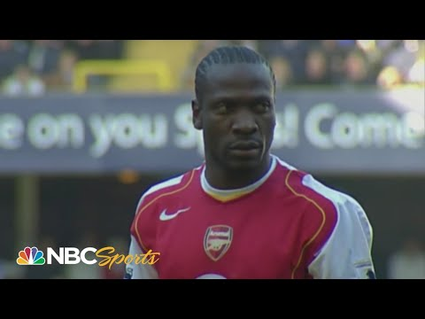 Tottenham Hotspur V. Arsenal | PREMIER LEAGUE CLASSIC MATCH | 11/13/2004 | NBC Sports
