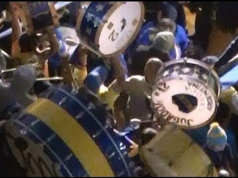 Video - Boca Indepte. Cl11 / Soy del barrio de La Boca (Bombos arriba) - La 12 - Boca Juniors - Argentina