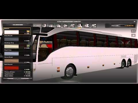 Mercedes Benz Tourismo RHD17 v4.0