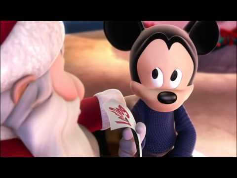 Aconteceu de Novo No Natal do Mickey - Um Natal Bom Pra Cachorro - Dublado - Parte 2 de 2