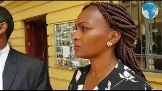 Court allows Sarah Wairimu supervised access to Kitisuru home