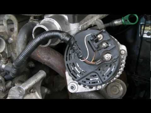 alternator upgrade for the land rover 200tdi engine wiring