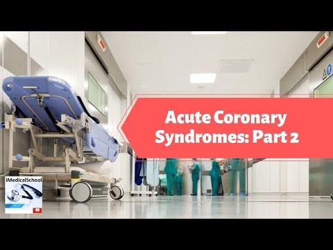 Medical School – Acute Coronary Syndrome Part 2 ( Heart Attacks )