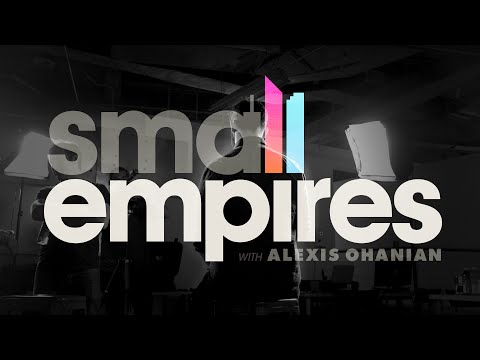 small - Small Empires returns for Season Two on October 28th! Get ready for another season of great stories about fascinating startups. Subscribe: http://www.youtube.com/subscription_center?add_user=thev.