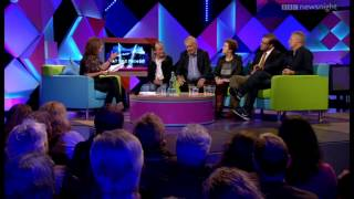 Scottish Independence: The Newsnight Fringe Panel