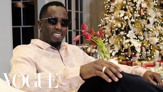 """Video 73 Questions With Sean """"Diddy"""" Combs   Vogue MP3, 3GP, MP4, WEBM, AVI, FLV September 2019"""