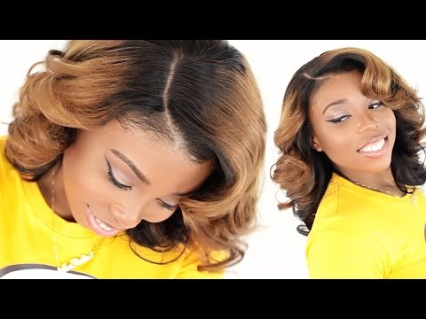 DIY Lace Closure Wig Elastic Band Method | Start To Finish Tutorial