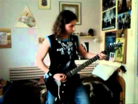 Hammerfall - Any means necessary (cover)