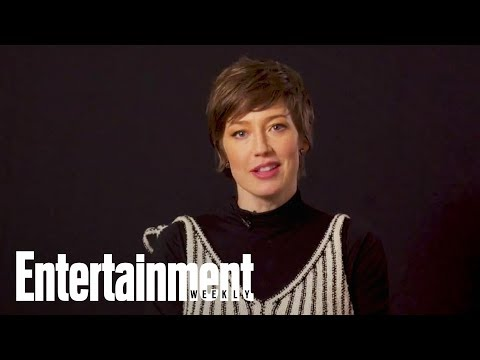 Carrie Coon's Acceptance Speech As One Of EW's Entertainers Of The Year | Entertainment Weekly