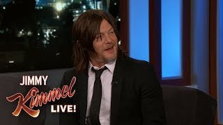 Video No One Wanted Norman Reedus To Do The Walking Dead MP3, 3GP, MP4, WEBM, AVI, FLV November 2018
