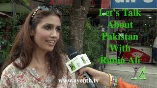 Let's Talk About Pakistan with Rabia Ali