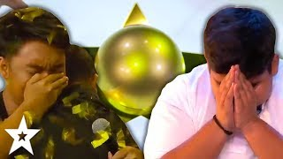 Video BEST Host GOLDEN BUZZER Auditions On Got Talent 2019! | Got Talent Global MP3, 3GP, MP4, WEBM, AVI, FLV Agustus 2019