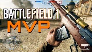 Battlefield 1: Medic MVP - 61 Kills on Ballroom Blitz (PS4 PRO Multiplayer Gameplay)
