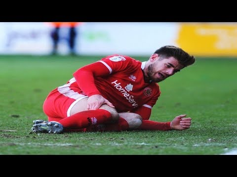 ● Joe Edwards Goals & Assists 2017/2018 │Walsall FC ●