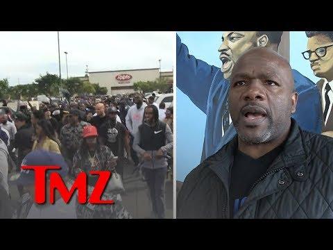 Nipsey Hussle's Murder Prompts L.A. Gangs Peace Rally | TMZ