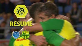 Video ESTAC Troyes - FC Nantes (0-1)  - Résumé - (ESTAC - FCN) / 2017-18 MP3, 3GP, MP4, WEBM, AVI, FLV Oktober 2017