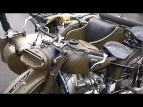 Фотография мотоцикла к-750