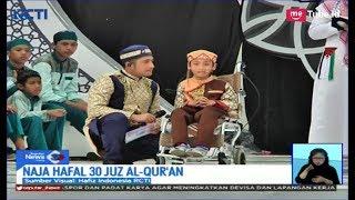 Video Naja, Hafiz Cilik Penghafal 30 Juz Alquran hingga Letak Baris Ayat - SIS 17/05 MP3, 3GP, MP4, WEBM, AVI, FLV Mei 2019